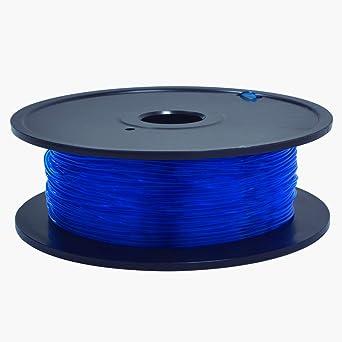 TEQStone - Filamento de poliuretano termoplástico (1,75 mm, 400 g ...