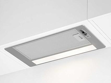 AEG DGB1520S Dunstabzugshaube (Unterbau) / Versenkbarer Dunstabzug Mit LED  Beleuchtung / Flachschirmhaube Mit Langlebigem