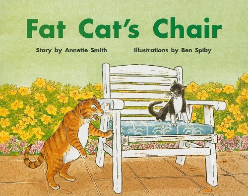 Rigby PM Stars: Individual Student Edition Blue (Levels 9-11) Fat Cat's Chair