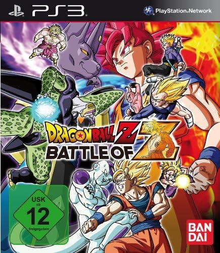 Dragon Ball Z: Battle Of Z - D1 Edition [Importación Alemana ...
