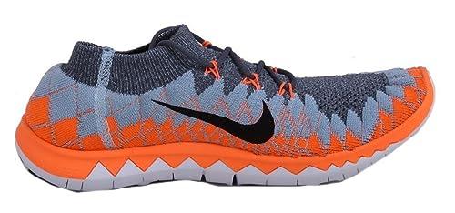 8e5601b7623bb Mens Nike Free 3.0 Flyknit size 8.5 636232-008  Amazon.ca  Shoes ...