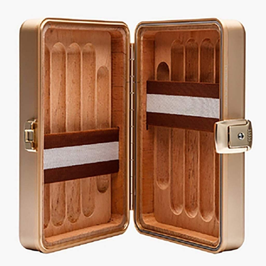 Best Cigar Travel Cases -Reviews & Buyer's Guide