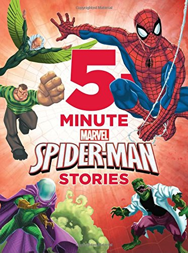 5-Minute Spider-Man Stories (5-Minute Stories)