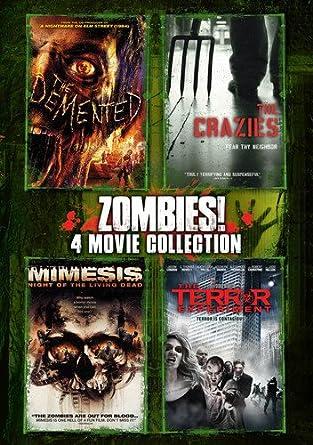 Zombies 4-Pack [Reino Unido] [DVD]: Amazon.es: Cine y Series TV