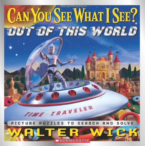 Out of This World Picture Puzzles