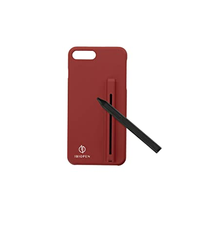 premium selection 01160 8d0dc iBiopen Biostyli Case with Stylus - for iPhone X/XS - Satin Finish Hard  Shell Case with Built in Digital Pen for Note Taking, Drawing - No App  Needed, ...