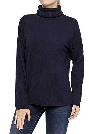 ea34248f0090 Lai La New York Damen Pullover 100% Kaschmir Rollkragenpullover LAURA Pure  Cashmere , Farbe
