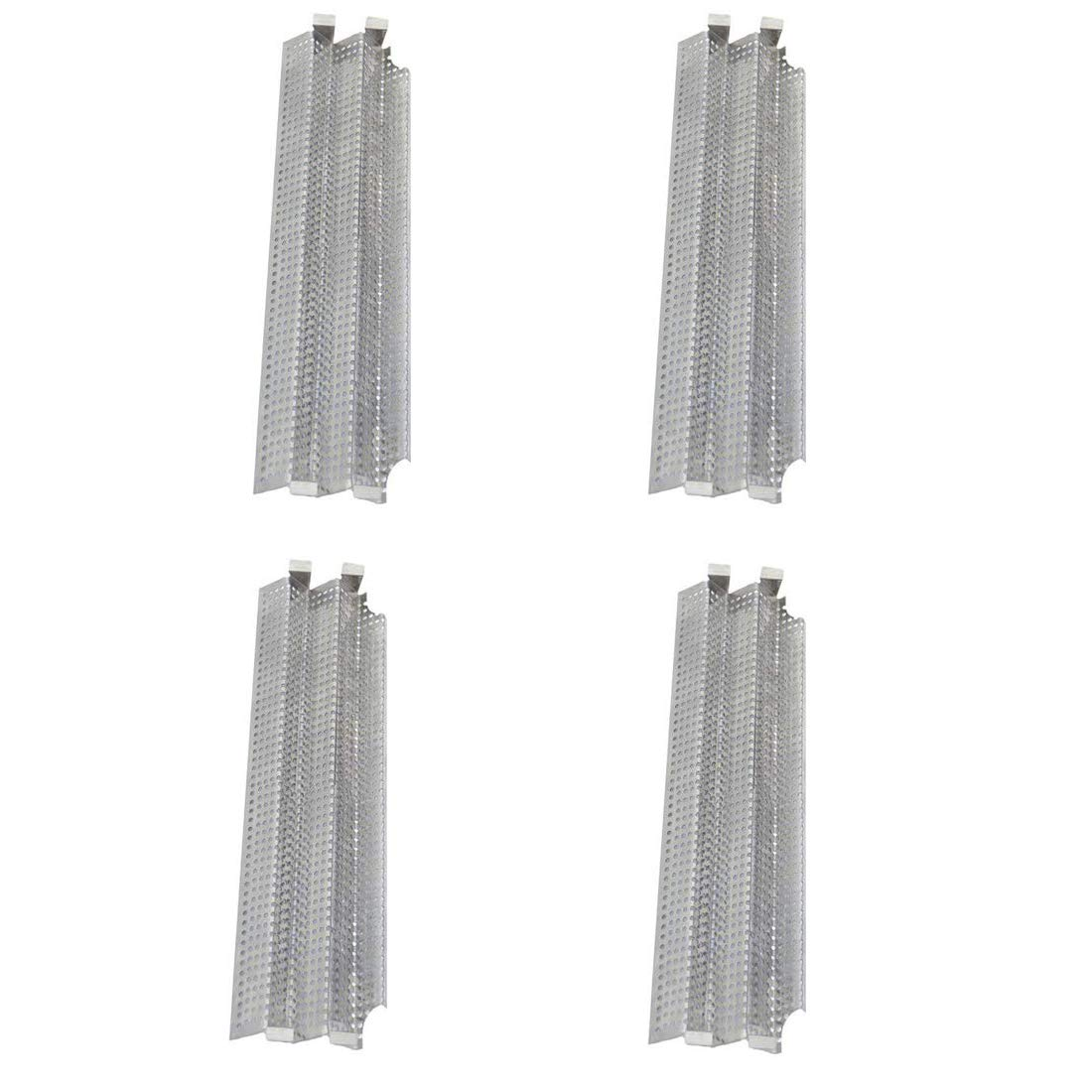 Votenli S9408A (4-Pack) Stainless Steel Heat Plate Replacement for Viking VGBQ 30 in T Series, VGBQ 41 in T Series, VGBQ 53 in T Series, VGBQ30, VGBQ41, VGBQ53 by Votenli