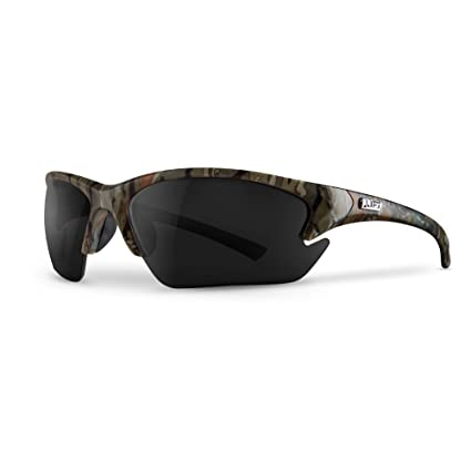 Amazon.com: LIFT Safety Quest Safety Glasses (Camo Frame/Smoke Lens ...