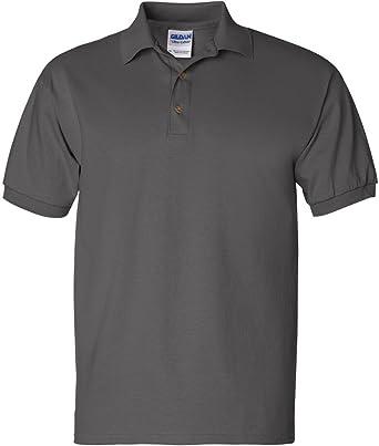 760a858035c Gildan 2800 Ultra Cotton® Jersey Sport Shirt: Amazon.com.au: Fashion