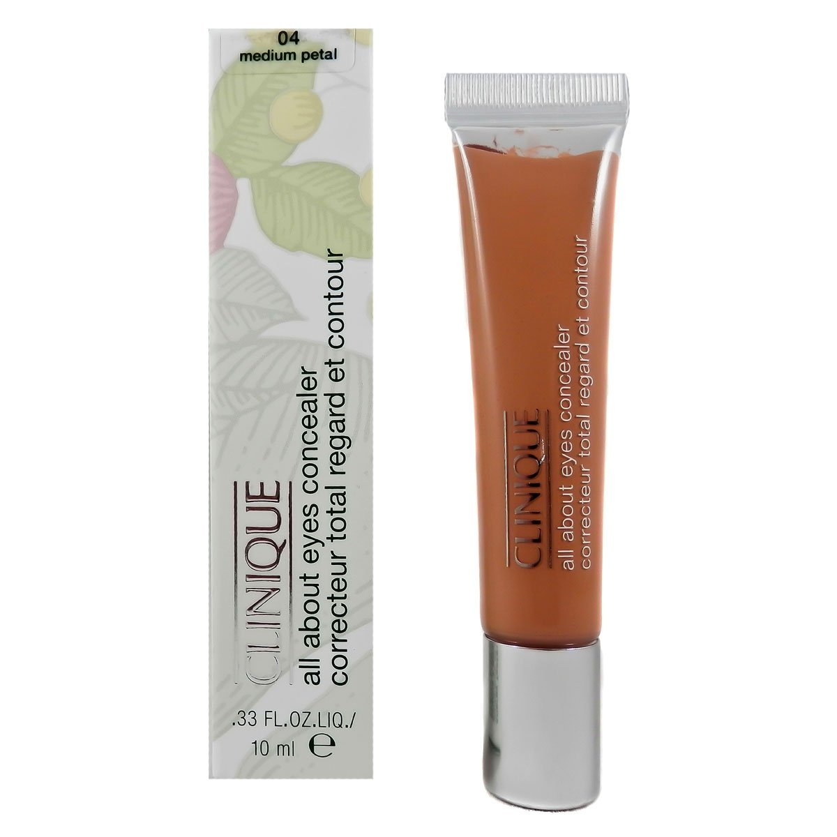 Clinique ALL ABOUT EYES concealer 04 med petal 10 ml AEP01404 CLI00035_-10