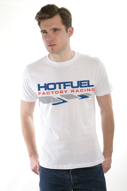 Hotfuel Factory Racing T-Shirt. All Sizes (Small - 5XL)