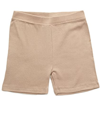 97ee98d4622 Amazon.com: Leveret Girls Legging Cotton Bike Kids & Toddler Shorts ...