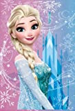 COPERTA Plaid Frozen Elsa Disney in Pail CM.100x150 - 55885