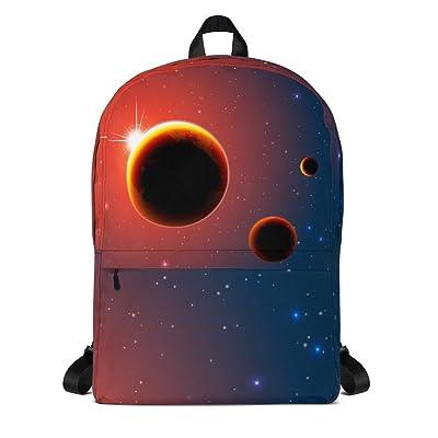 durable service Stellar Galaxy Light Years Away Backpack