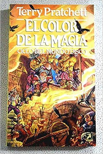 El Color de la Magia: Amazon.es: Pratchett, Terry: Libros