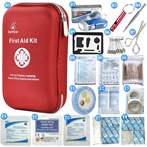 Buy first aid kit for hiking