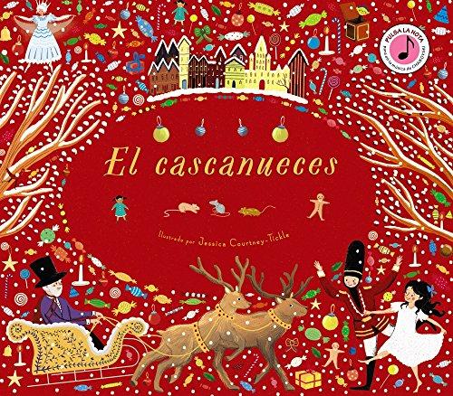 ALBUMES. EL CASCANUECES (CON SONIDOS) (CARTONE)