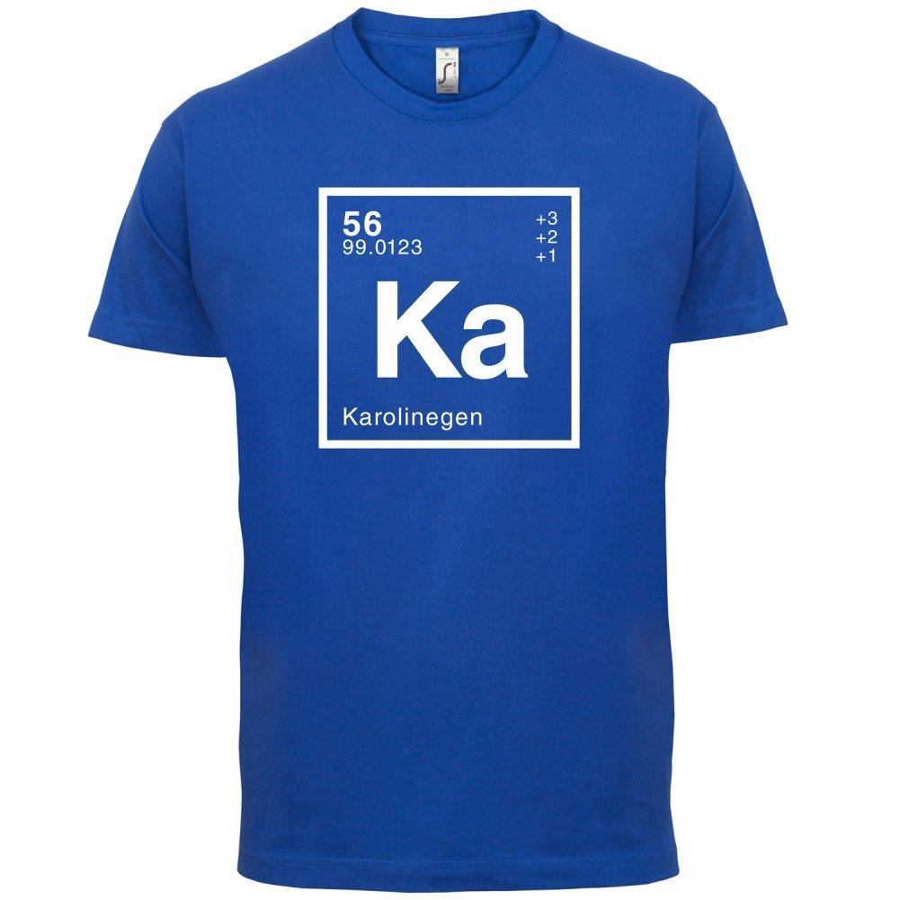 Karoline Periodensystem - Herren T-Shirt - 13 Farben: Amazon.de: Bekleidung