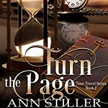 TURN THE PAGE: A TIME TRAVEL SERIES, BOOK 1