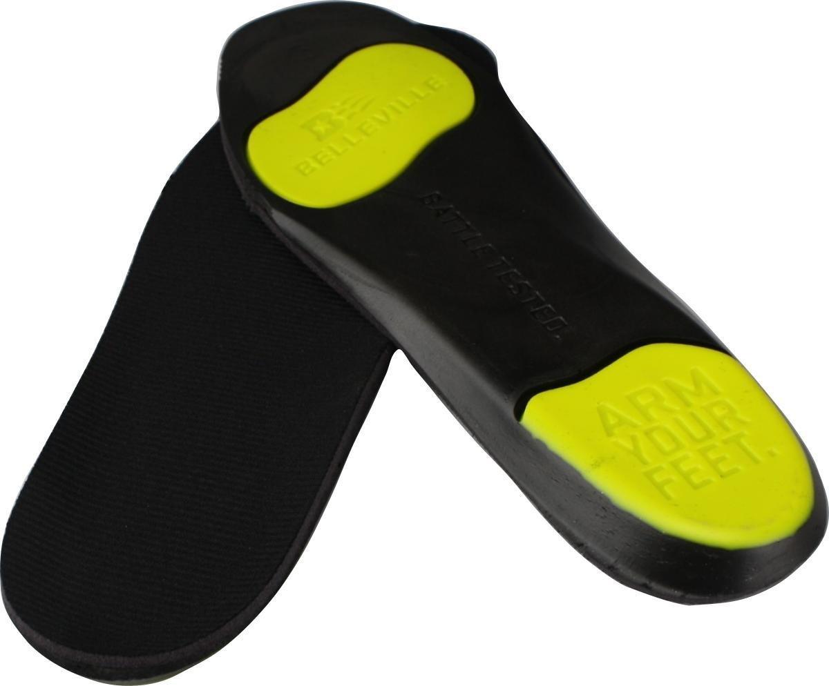 Belleville Shock Master Comfort Boot Insoles Fits Size 9-9.5