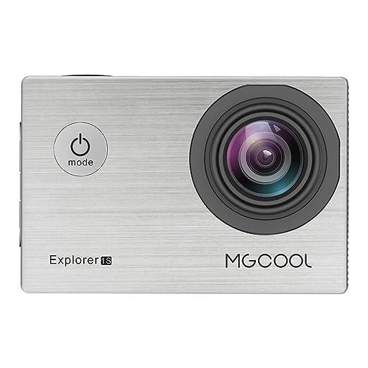 22 opinioni per Action Camera 4k MGCOOL Wifi Sony 20MP 1080p@60fps Waterproof 30M- 8 Accessori-