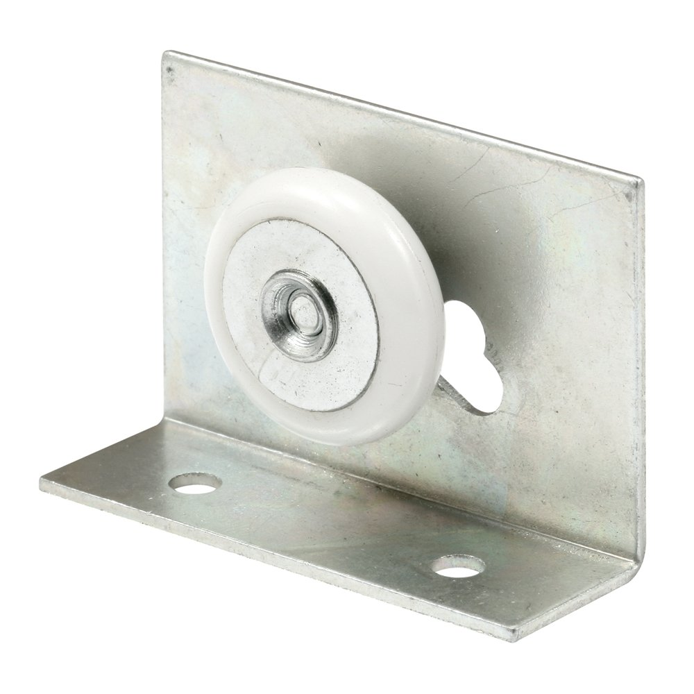 Prime-Line Products 1902 Tub Enclosure Roller and Bracket, Pack of 2