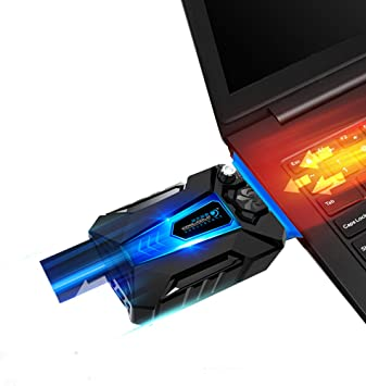KKmoon Cool Cold portátil ruido bajo para Computer portátil USB ...