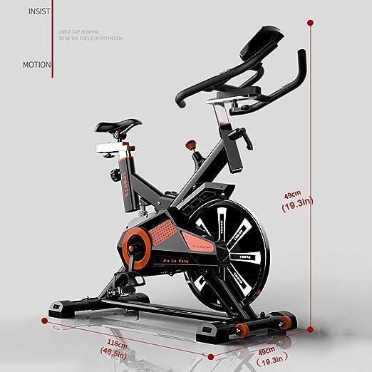 RISILAYS Bicicleta Estática Profesional con Control de ...