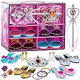 Toyvelt Princess Dress Up & Play Shoe And Jewelry