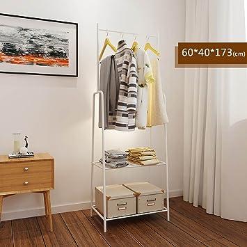 Kreative Garderobe amazon de standgarderobe ablage aus schmiedeeisen