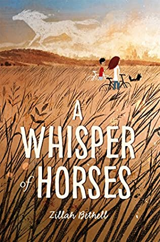 book cover of A Whisper of Horses