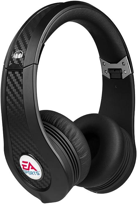 Monster Game MVP Carbon On Ear Headphones