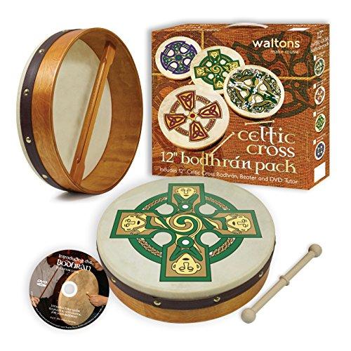 Irish Bodhran (Waltons Bodhrán 12