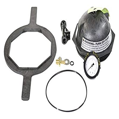 Pentair 154641 Black Buttress Thread Closure Replacement Kit Triton II Pool and Spa Sand Filter: Garden & Outdoor