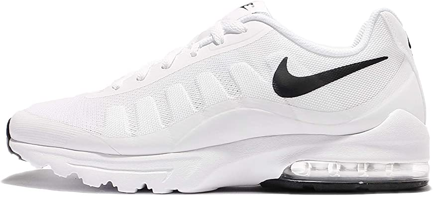 Nike Air Max Invigor, Zapatillas de Running Niño, Blanco / Negro (White / Black), 38.5 EU: Amazon.es: Zapatos y complementos