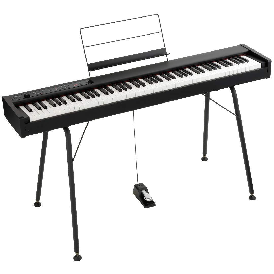 KORG 電子ピアノ D1 純正スタンドセット 純正スタンドセット  B07DLSDRB8
