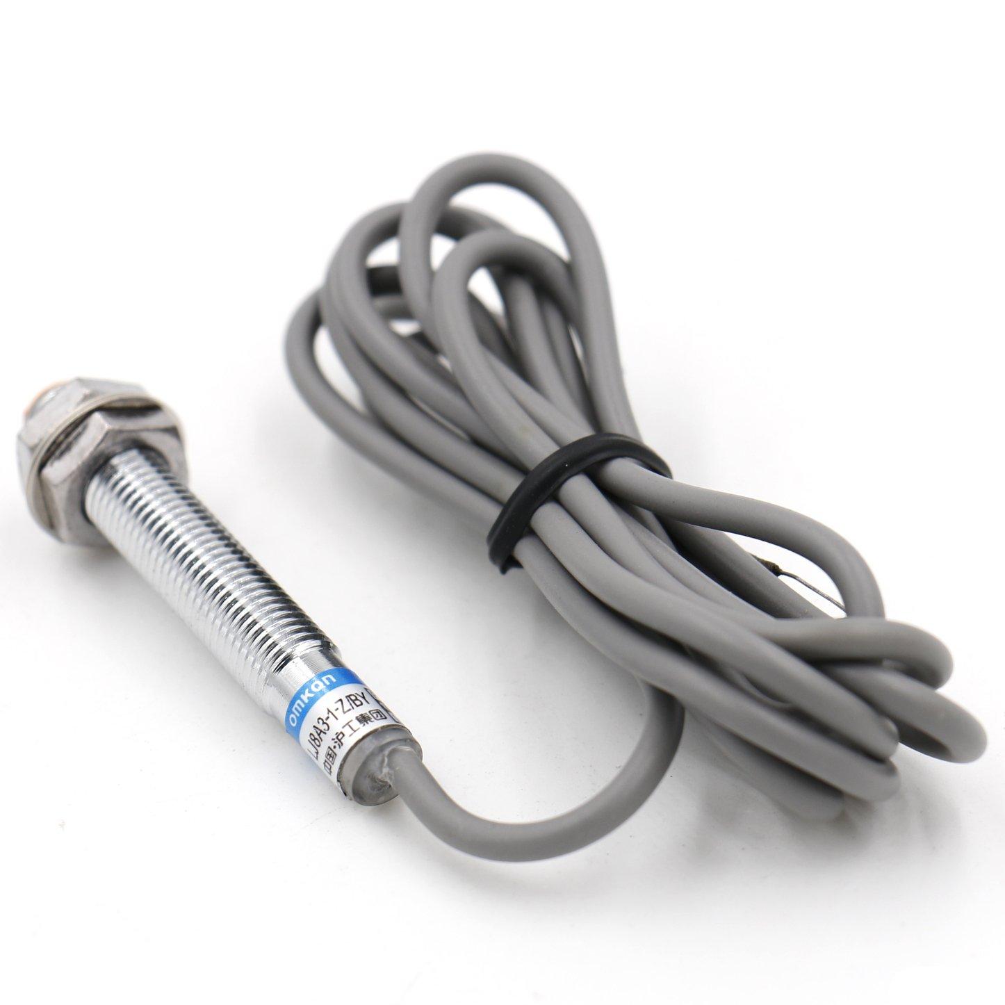 heschen inductiva Sensor de proximidad Interruptor LJ8/A3/ 3 alambre de /1-Z//por detector 1/mm 6/ /36/V 200/mA PNP NO Normalmente Abierto