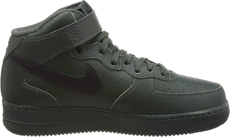 Nike Air Force 1 '07, Scarpe da Basket Uomo, Weiß (White