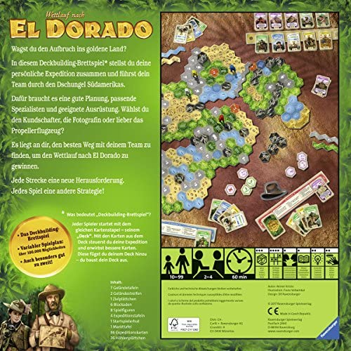 Ravensburger Wettlauf nach EL Dorado