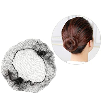 40 Pcs 20\' Invisible Hair Nets Elastic Edge