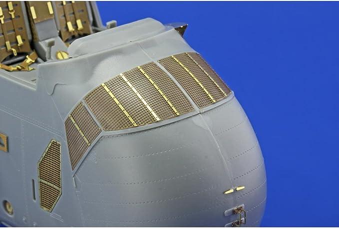 EDUARD BRASSIN 648244 Wheels Early for ICM Kit Ju88A in 1:48