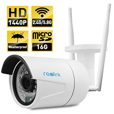 Reolink RLC 410W Wireless Security Camera