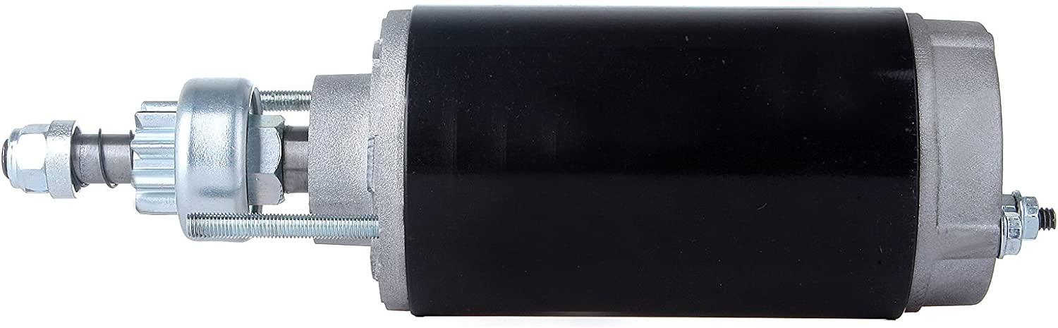 INEEDUP Starter 5761 5734 Replacement Compatible For Mercury Engines - Marine Outboard 120 Sport Jet 1995 120XR Sport Jet 1996-1998 120XR2 Sport Jet 1999 2000 90 Sport Jet 1993-1995