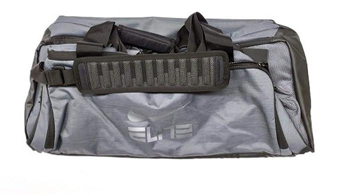 Nike Hoops Elite Air Max Duffel Bag BA5553-021 Gray: Amazon.es ...