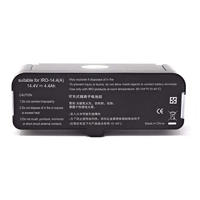 Powery Batería para Robot Aspirador iRobot Roomba 960: Amazon.es ...