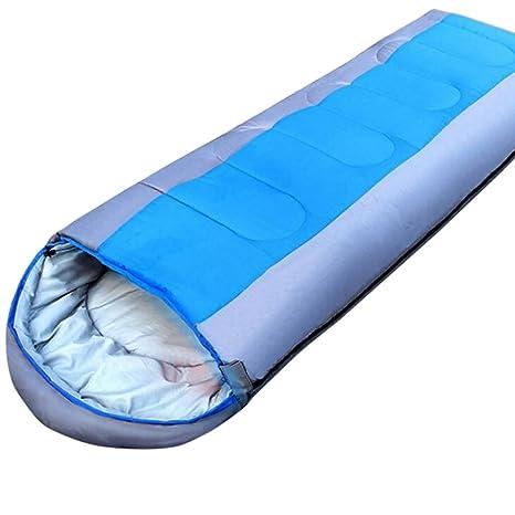 Saco de Dormir, Fansport Bolsa de Dormir Impermeable de Nylon al Aire Libre Acampar Saco