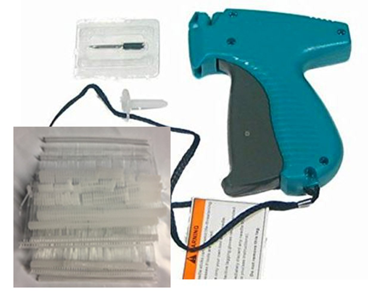 Avery Dennison Tagging Kit with 1 Standard 10651 Tagging Gun and 500 08035 2'' Barbs