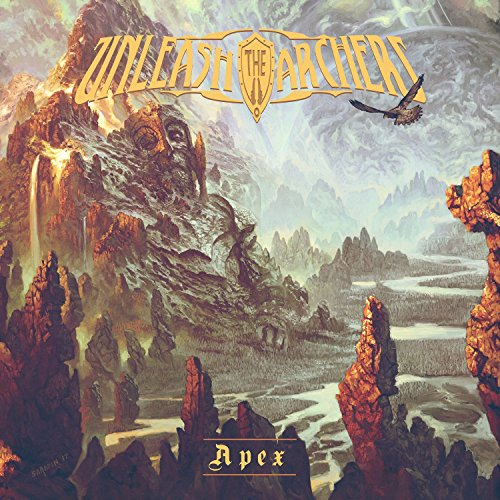 Unleash The Archers - Apex - JP Retail - CD - FLAC - 2017 - FLAC2theFUTURE Download
