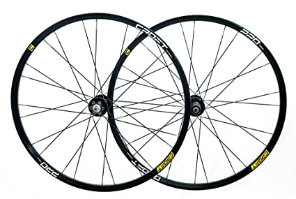 700c Disc Wheelset